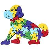 HIPGCC Wooden Jigsaw Puzzles D...