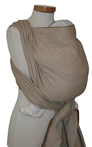 bester Test von storchenwiege baby carrier Storchenwiege Babydecke – Leo Nature 4.60m