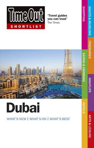 Time Out Shortlist Dubai