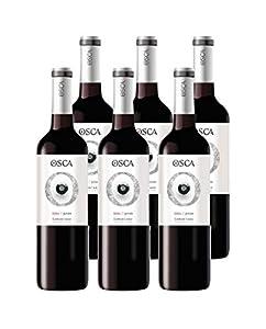 Vino tinto Osca Joven 6 botellas