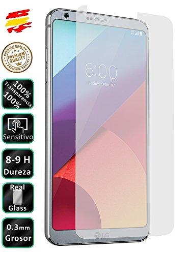 Movilrey Protector para LG Optimus G6 Cristal Templado de Pantalla Vidrio 9H...