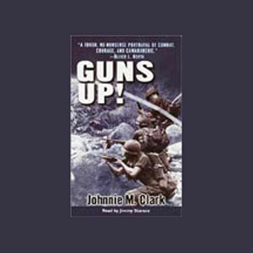 Guns Up! audiobook cover art