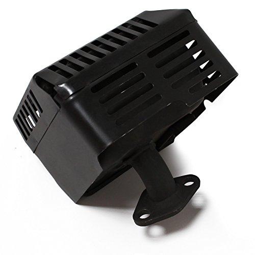 Ersatzteil für LIFAN Benzinmotor 6,5 PS Schalldämpfer