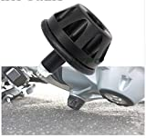 Protector Cardan compatible con BMW R1200 GS (2013-2018)/ BMW R1200 GS Adventure (2014-2018) BMW R1200 RT (2014-2018)...