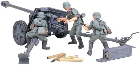 Tamiya - Cañon antitanque aleman pak40 75mm. y artilleros escala 1:35 (35047) product image
