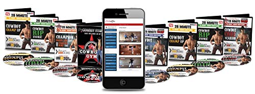 Lose 12 inches Kit - DVD Workout from Cowboy Ryan