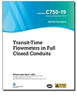 Awwa C750-19 Transit-Time Flowmeters in Full Closed Conduits