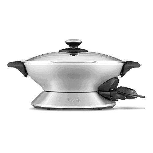 Breville BEW600XL Remanufactured the Hot Wok (Renewed)