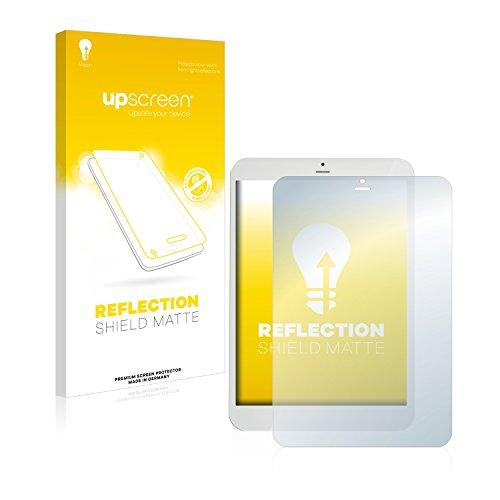 """upscreen Entspiegelungs-Schutzfolie kompatibel mit i.onik TM3 Serie 1-7.85"""" – Anti-Reflex Bildschirmschutz-Folie Matt"""