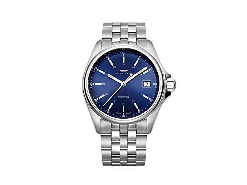 Combat classic orologio Uomo Analogico Automatico con cinturino in Acciaio INOX GL0106