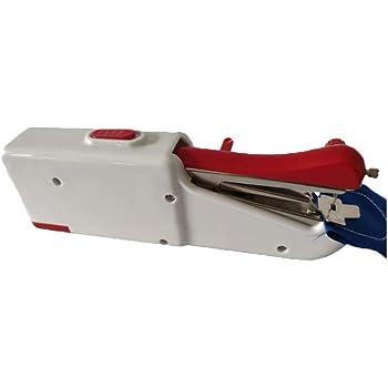 Máquina de Coser Máquina de Puntada de Costura Manual Mini Máquina ...