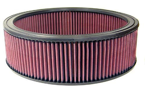 K&N Engine Air Filter: High Performance, Premium, Washable, Industrial Replacement Filter, Heavy Duty: E-3700