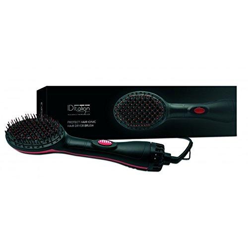 PostQuam Cepillo Alisador de Pelo | Cepillo Alisador Iónico - Alisa tu pelo, Aumenta el Brillo - 1000W