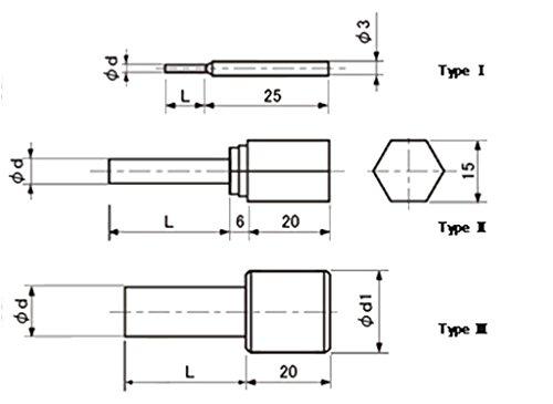 アイゼン『ピンゲージセットESSeries(ES-13B)』