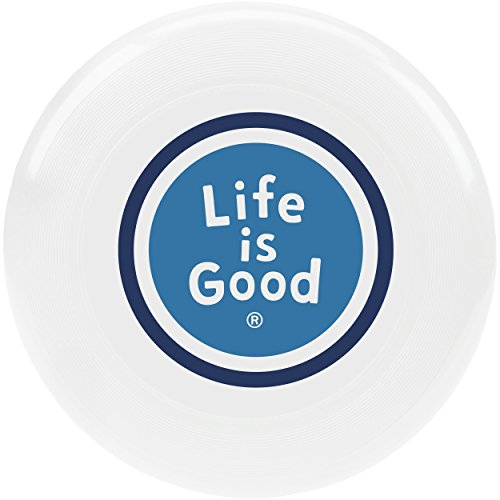 Life is Good Golf Disc Collection,LIG,Cloud White,One Size