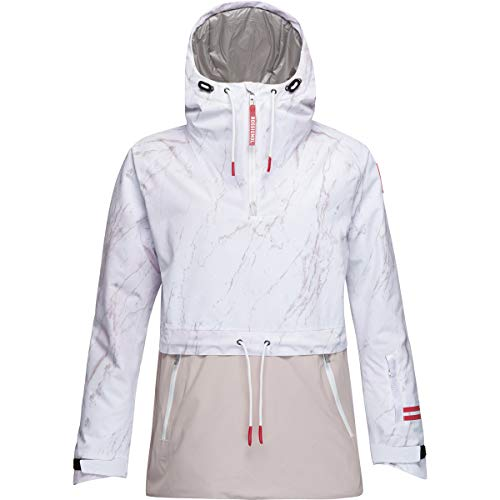Rossignol Exces Pr Anorak, Mujer, Marble Free, XL