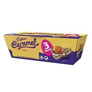 cadbury caramel chocolate easter eggs, 117 g Cadbury Caramel Chocolate Easter Eggs, 117 g 41zXCeFmI L
