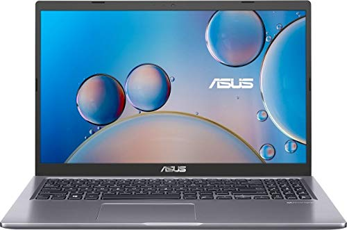 ASUS Notebook (15.6 Zoll FullHD Matt) AMD Ryzen 5 3500U 2.1 GHz QuadCore, AMD Radeon Vega 8, 12GB RAM, 512GB M.2 PCIe SSD, W-LAN, BT, HDMI, Windows 10 Pro, Slate Grey