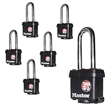 Best master lock 6 pack Reviews