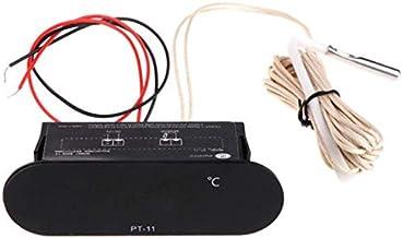 Nrpfell -20-300 TermóMetro Digital PT-11 CentíGrado Indicador de Temperatura con Sensor NTC 2M W315 90-250V