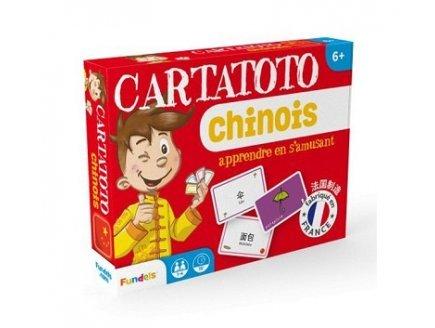 France Cartes - 410064 - Jeu de Cartes - cartatoto Chinois