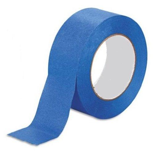 Kluth Blue Tape/Maskertape/blaues Klebeband für 3D-Drucker 1 Rolle - 48x50mm - ideal gegen Warping-Effekt