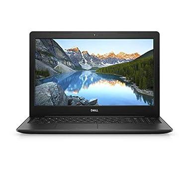 2019 Dell Inspiron 3593 Laptop 15.6″, 10th Generation Intel Core i7-1065G7 Processor, 1TB HDD 16GB DDR4 RAM, HDMI, WiFi, Bluetooth, Windows 10, Black