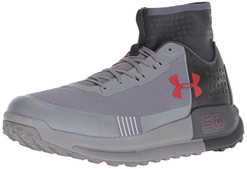 Under Armour Men's Horizon 50 Ankle Boot, Anthracite (100)/Zinc Gray, 10