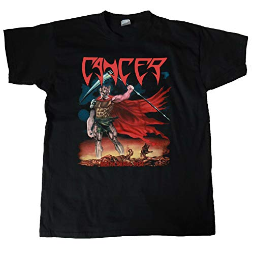 EDWARD DURHAM Cancer Death Shall Rise 1991 Album Cover t-Shirt