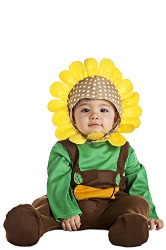 Disfraz de Girasol Infantil (7-12 meses)