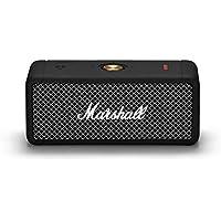 Marshall Emberton Portable Bluetooth Speaker (Black)