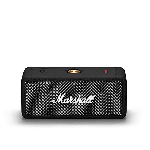 Marshall Emberton Altavoz Portátil - Negro, One Size