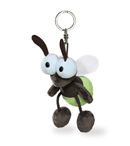 Nici 35699 - Glühwürmchen Schlüsselanhänger mit Leuchteffekt, 10 cm