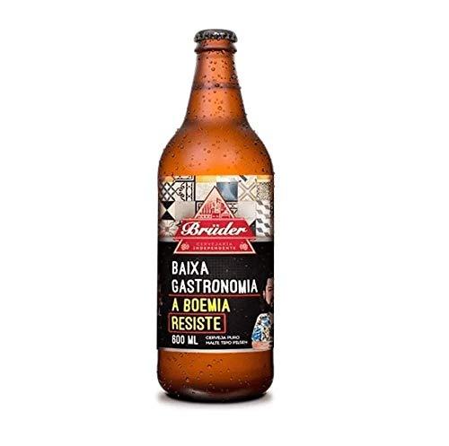 Cerveja Bruder Artesanal Baixa Gastronomia