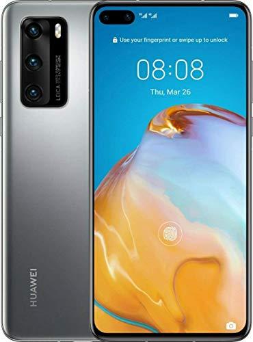 Huawei P40 - Smartphone 128GB 8GB RAM Dual SIM Silver Frost