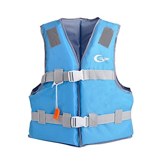 Lomelomme Feststoff Rettungsweste für Kinder und Erwachsene, Sommer Schwimmweste Regattaweste Sicherheitsweste Schwimmhilfe Feststoffweste Kajak Auftriebsweste Geeignetes Gewicht: 20kg-120kg