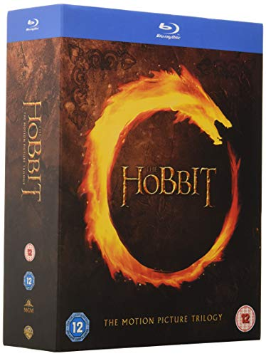 HOBBIT  TRILOGY - [Blu-ray]