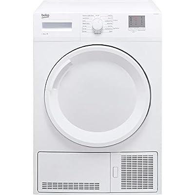 Beko DTGC10000W 10Kg Condenser Tumble Dryer - White - B Rated