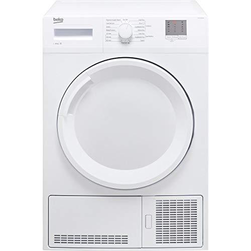 Beko DTGC10000W 10Kg Condenser Tumble Dryer - White