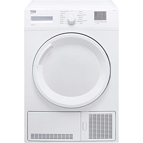 Beko DTGC10000W 10Kg Condenser Tumble Dryer - White