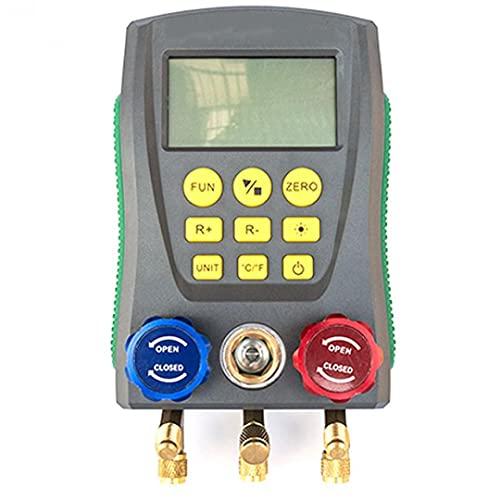 Réfrigération Numérique Manifold Gauge Set DY517 Air climatiseur Température de la pression Température électronique Compteur Dignostic Kit de la voiture Climatiseur Température de pression
