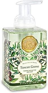 Michel Design Works Foaming Hand Soap, Tuscan Grove,