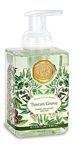 Michel Design Works Foaming Hand Soap, Tuscan Grove