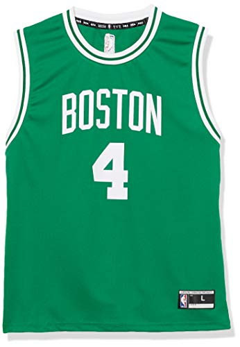Outerstuff Isaiah Thomas NBA Boston Celtics Road Green Player Replica Jersey Youth (L/14-16)