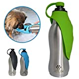 ATLIN Dog Water Bottle