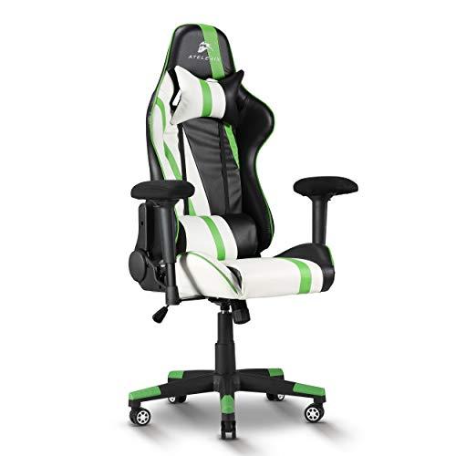 Atelerix Pulse Plus Gaming-Stuhl, Polyurethan