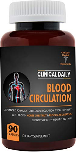 CLINICAL DAILY Blood Circulation Supplement....