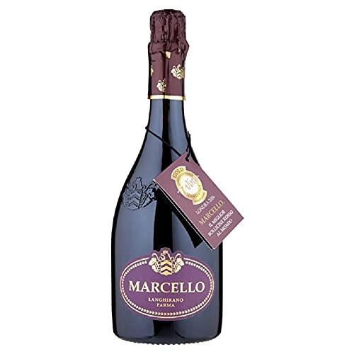 Marcello Spumante Rosso, 375ml