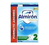 Almirón Advance 2, Leche de Continuación en Polvo para Bebé, a partir de 6 Meses, 1.2kg