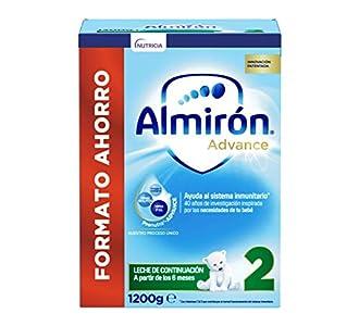 Almirón Advance 2 Leche de Continuación en Polvo Desde los 6 Meses - 1200 g
